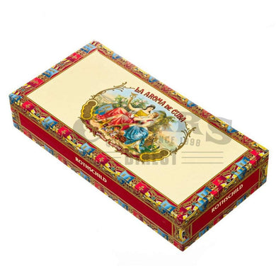 La Aroma de Cuba Original Rothschild Box Closed