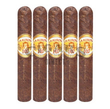 Load image into Gallery viewer, La Aurora 107 Robusto 5 Pack