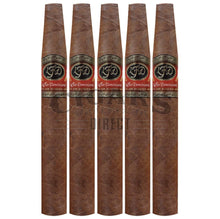 Load image into Gallery viewer, La Flor Dominicana Air Bender Chisel 5 Pack