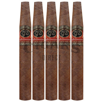 La Flor Dominicana Air Bender Chisel 5 Pack