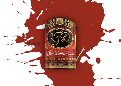 La Flor Dominicana Air Bender Chisel Maduro Band