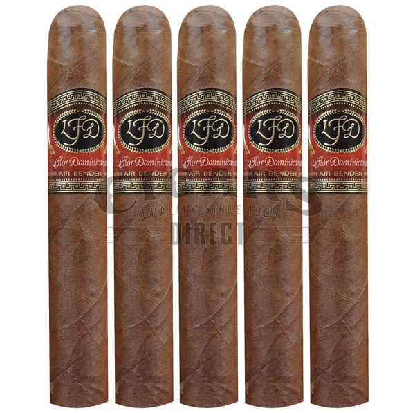 Load image into Gallery viewer, La Flor Dominicana Air Bender Matatan 5 Pack