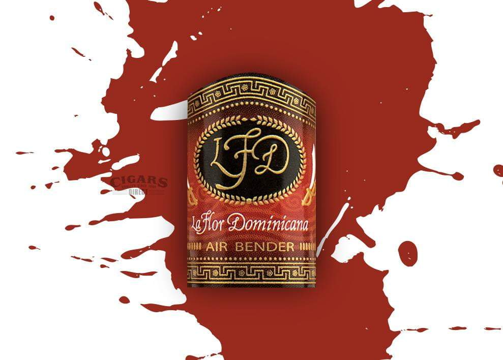 La Flor Dominicana Air Bender Poderoso Band