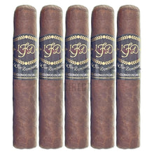Load image into Gallery viewer, La Flor Dominicana Colorado Oscuro No. 2 Corona 5Pack