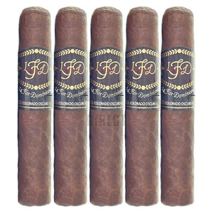 La Flor Dominicana Colorado Oscuro No. 2 Corona 5Pack