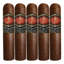 Load image into Gallery viewer, La Flor Dominicana Double Ligero 660 5 Pack