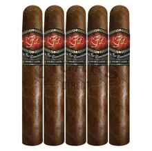 Load image into Gallery viewer, La Flor Dominicana Double Ligero 700 5 Pack