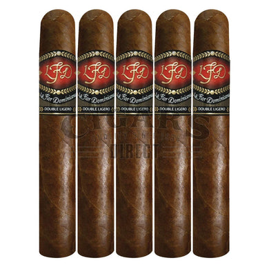 La Flor Dominicana Double Ligero 700 5 Pack