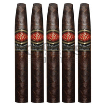 Load image into Gallery viewer, La Flor Dominicana Double Ligero Chiselito Maduro 5 Pack