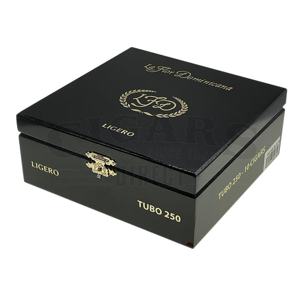 Load image into Gallery viewer, La Flor Dominicana Ligero L-250 Tubo Box Closed