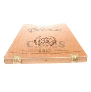 La Flor Dominicana Limited Production Salomones Box Closed