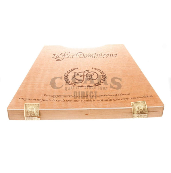 Load image into Gallery viewer, La Flor Dominicana Limited Production Salomones Box Closed