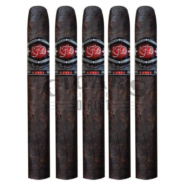 Load image into Gallery viewer, La Flor Dominicana Suave Grand Maduro No.5 5 Pack