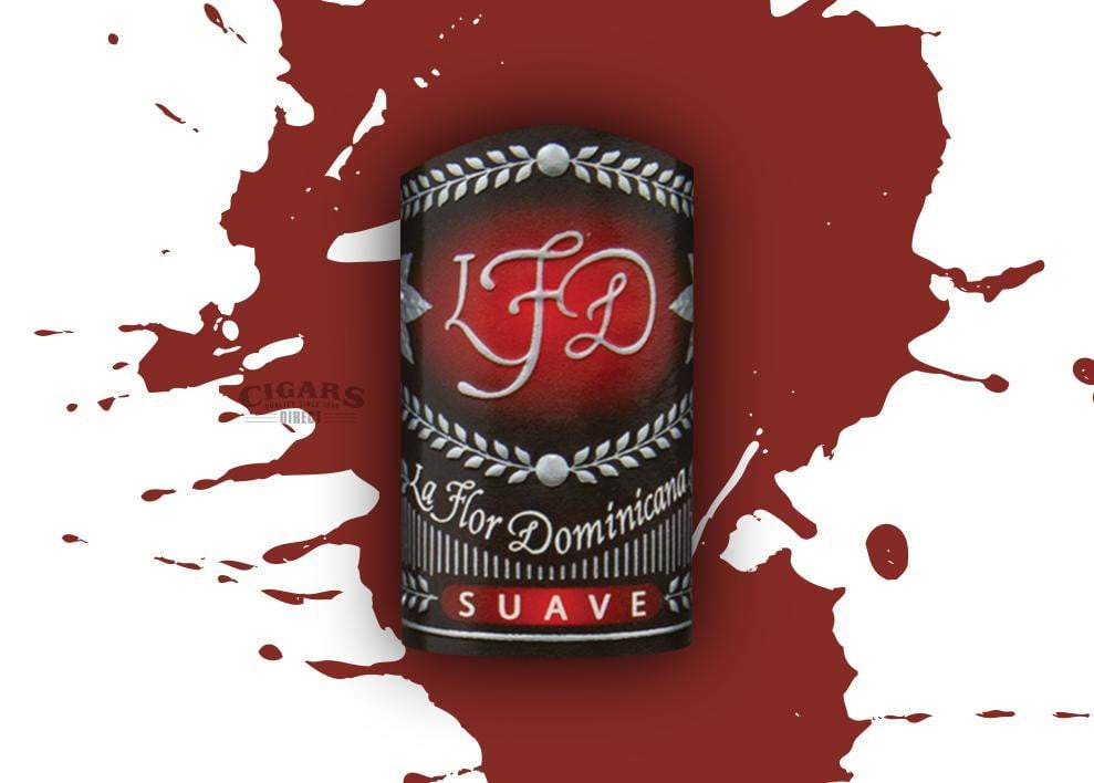 La Flor Dominicana Suave Grand Maduro No.5 Band