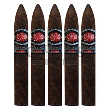 Load image into Gallery viewer, La Flor Dominicana Suave Grand Maduro No.6 5 Pack