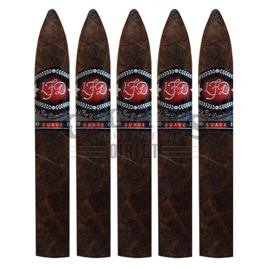 La Flor Dominicana Suave Grand Maduro No.6 5 Pack