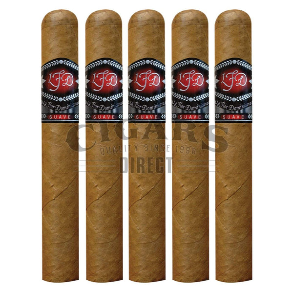 Load image into Gallery viewer, La Flor Dominicana Suave Maximo 5 Pack