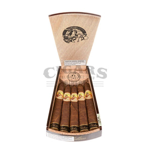 La Gloria Cubana Artesanos Retro Especiale Obelisco Box Open