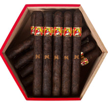 Load image into Gallery viewer, La Gloria Cubana Serie N Rojo Box Open