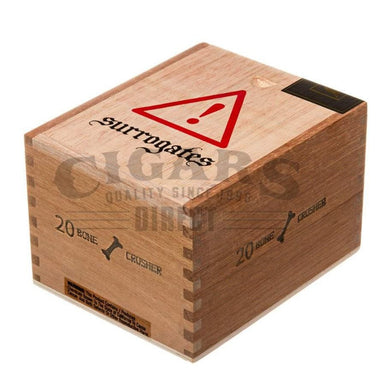 Tatuaje Surrogates Bone Crusher Box Closed