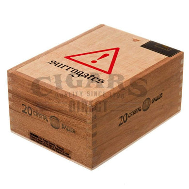Tatuaje Surrogates Crystal Baller Box Closed