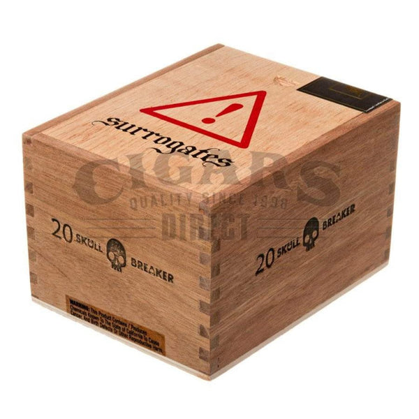 Load image into Gallery viewer, Tatuaje Surrogates Skull Breaker Box Closed