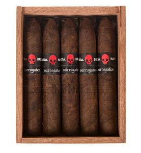 Tatuaje Surrogates Skull Breaker Box Open