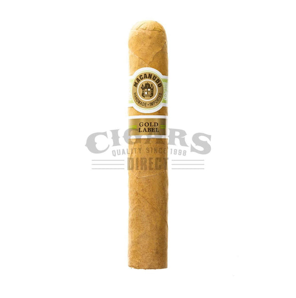 Load image into Gallery viewer, Macanudo Gold Label Duke Of York Single