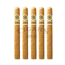 Load image into Gallery viewer, Macanudo Gold Label Lord Nelson 5 Pack