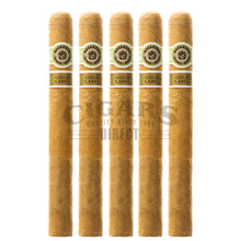 Load image into Gallery viewer, Macanudo Gold Label Shakespeare 5 Pack