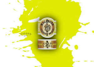 Macanudo Gold Label Tudor Band