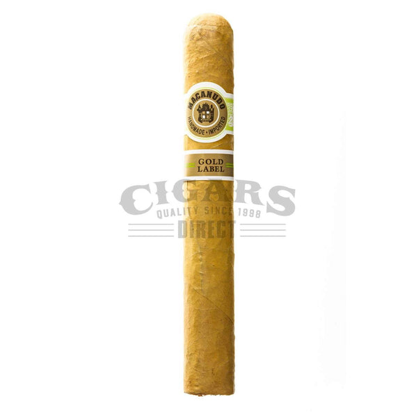 Load image into Gallery viewer, Macanudo Gold Label Tudor Single