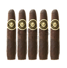 Load image into Gallery viewer, Macanudo Maduro Diplomat 5 Pack