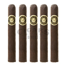 Load image into Gallery viewer, Macanudo Maduro Hyde Park 5 Pack