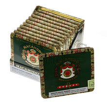 Load image into Gallery viewer, Macanudo Robust Ascots 10 Tins