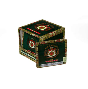 Macanudo Robust Ascots Box Closed