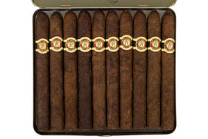 Macanudo Robust Ascots Box Open