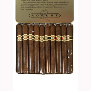 Macanudo Robust Ascots Single Tin