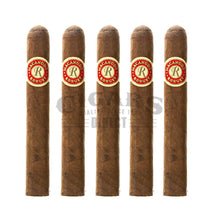 Load image into Gallery viewer, Macanudo Robust Hyde Park 5 Pack