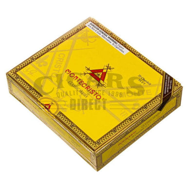 Montecristo Classic Churchill Box Closed