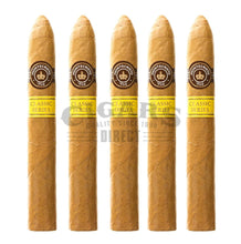 Load image into Gallery viewer, Montecristo Classic No.2 Torpedo 5 Pack