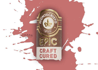 Montecristo Epic Craft Cured Robusto Band