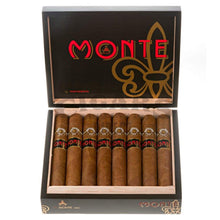 Load image into Gallery viewer, Montecristo Monte Monte Box Open