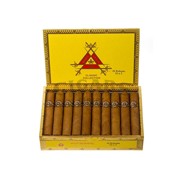 Load image into Gallery viewer, Montecristo Original Robusto Box Open