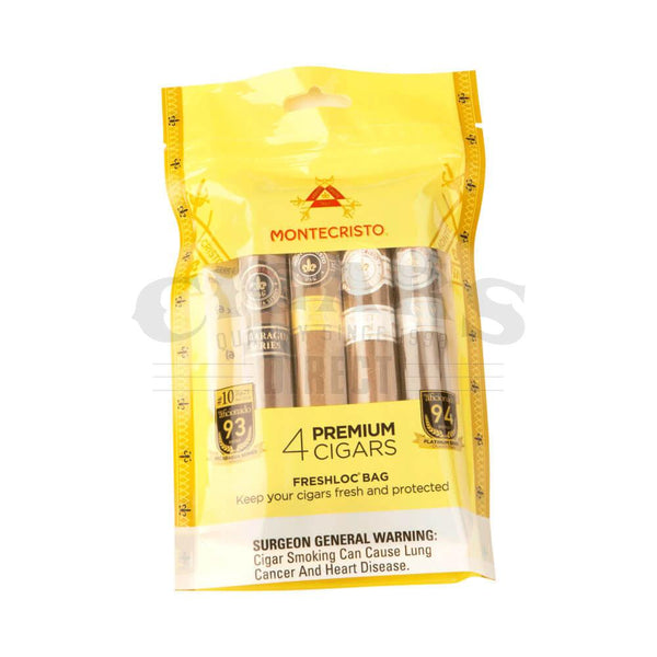 Load image into Gallery viewer, Montecristo Perfect 4 Fresh Loc Sampler