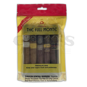 Montecristo The Full Monte Fresh Pack Sampler