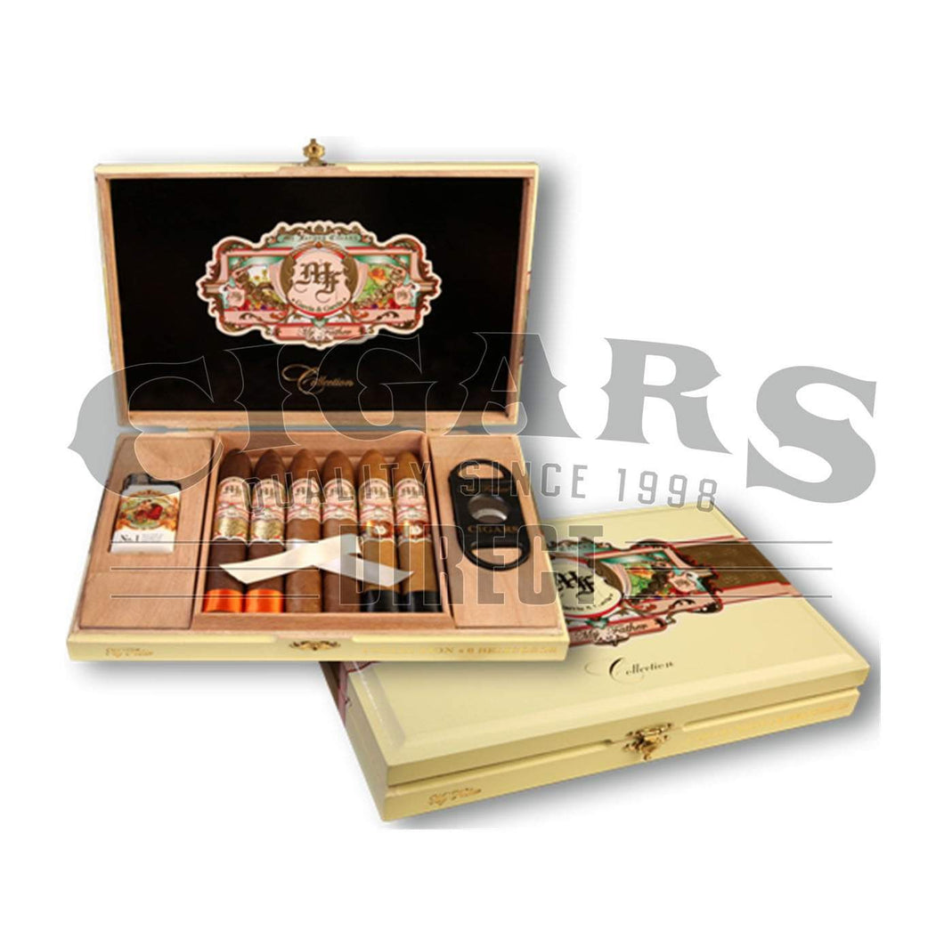 My Father Belicoso Variety Sampler Box
