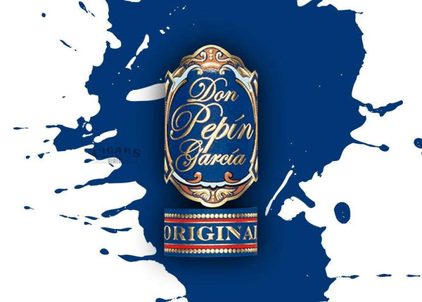 Load image into Gallery viewer, My Father Cigars Don Pepin Garcia Blue Exclusivos Presidente Band