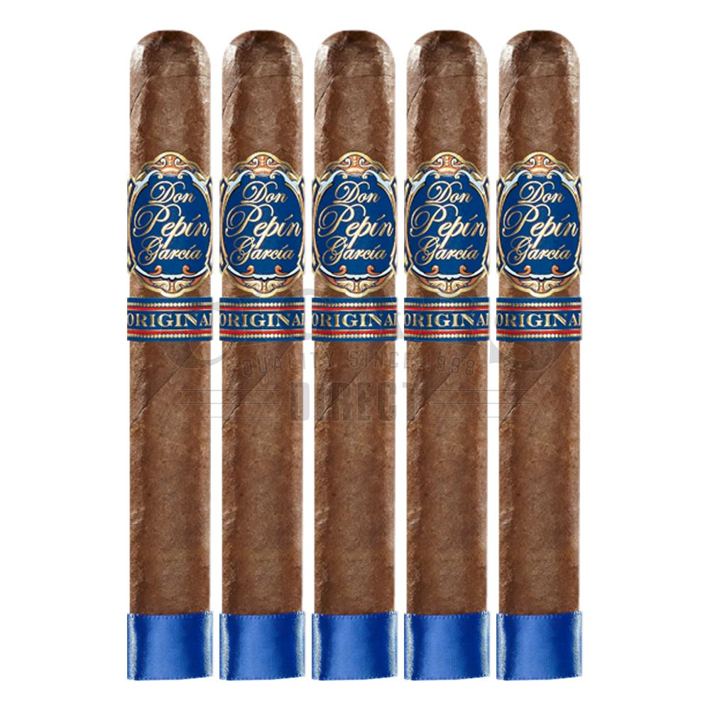 My Father Cigars Don Pepin Garcia Blue Generosos Toro 5 Pack
