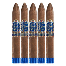 Load image into Gallery viewer, My Father Don Pepin Garcia Blue Imperiales Torpedo 5 Pack